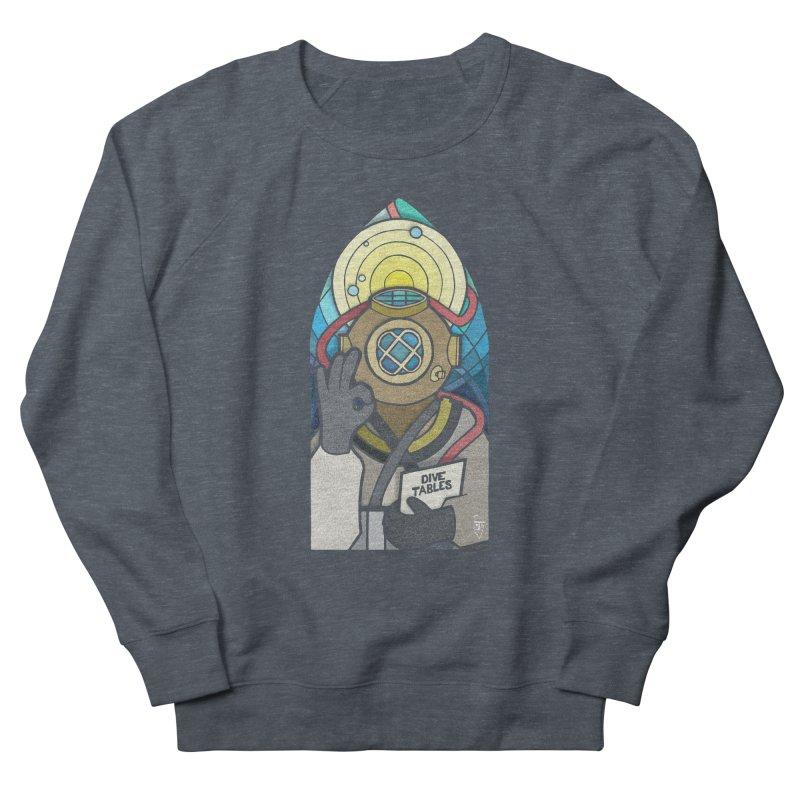 Holy Diver Men's Sweatshirt by Jordy The Gnome's Artist Shop