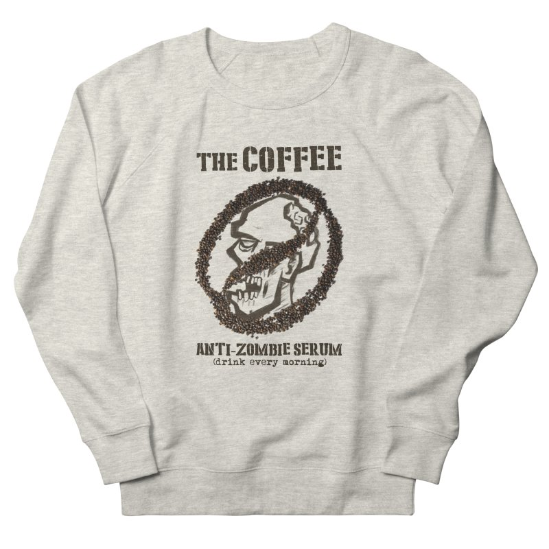 The Coffee Women's Sweatshirt by Jordy The Gnome's Artist Shop