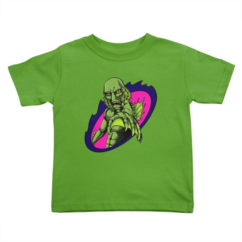 Gilly Wants You Kids Toddler T-Shirt by NEKOLAZ