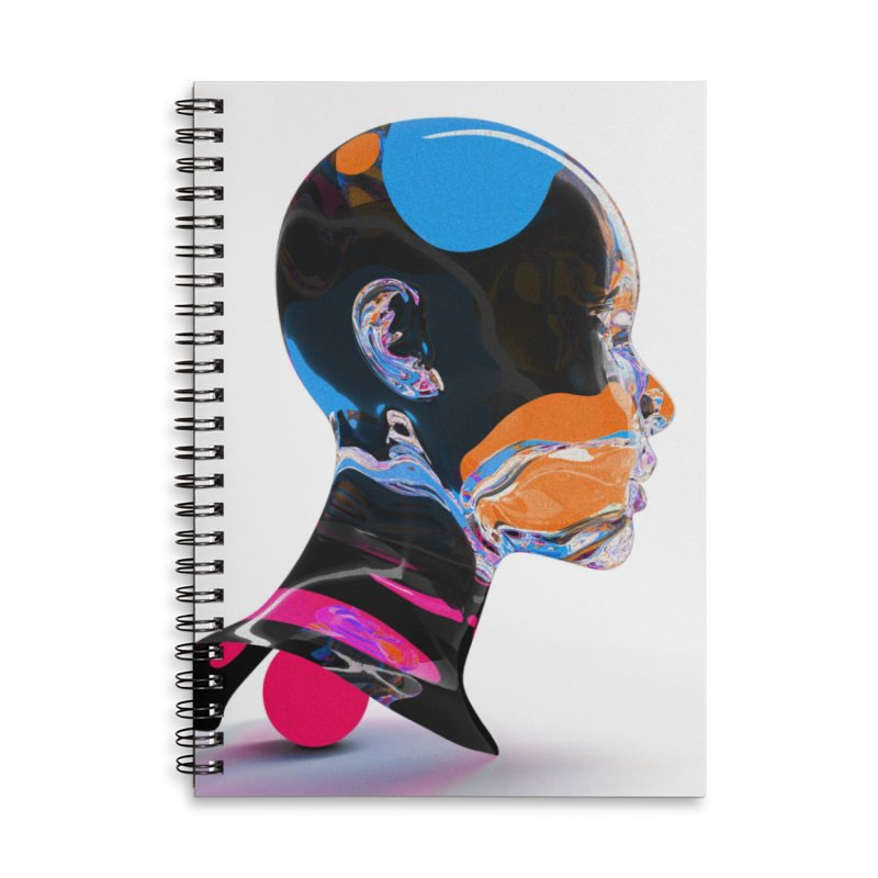 lumin Accessories Notebook by Jorge Letona Shop