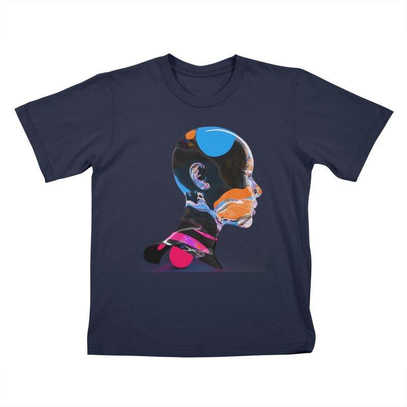 lumin Kids T-Shirt by Jorge Letona Shop