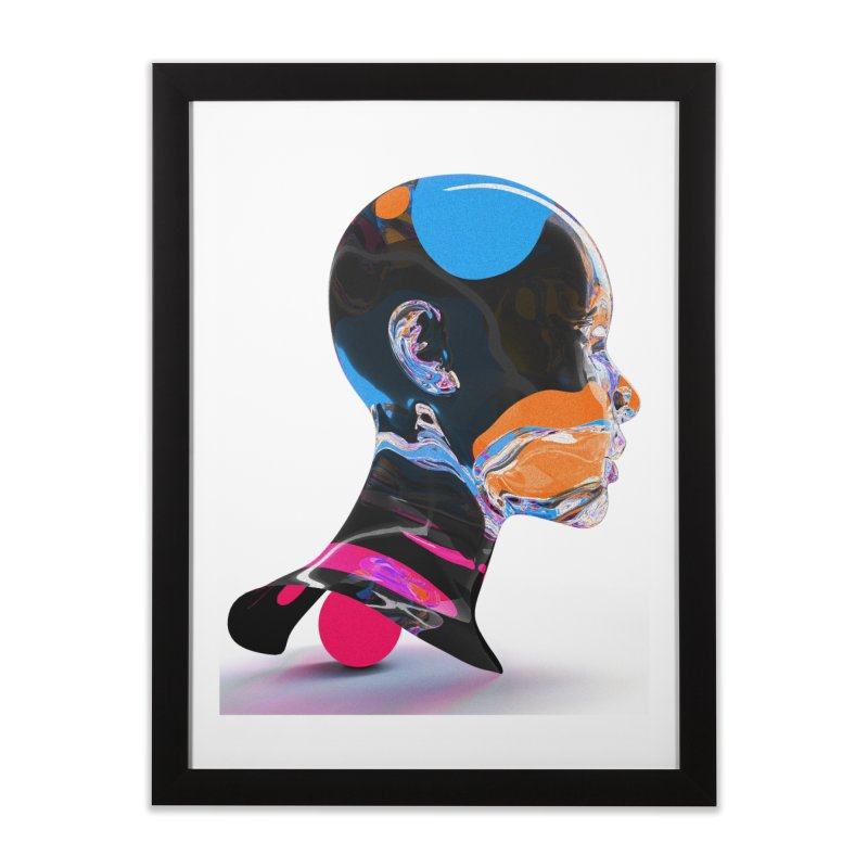 lumin Home Framed Fine Art Print by Jorge Letona Shop