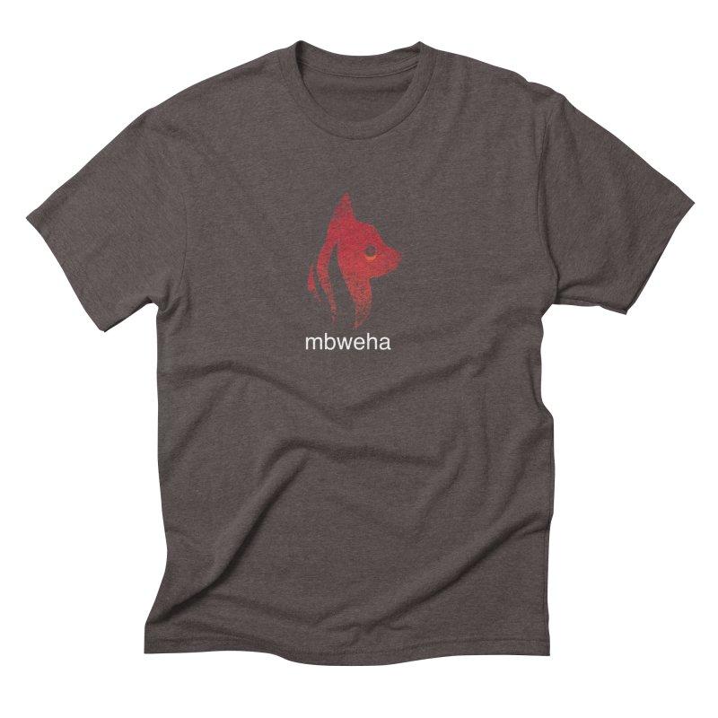 Fox Men's Triblend T-shirt by Joseph Paz's Artist Shop
