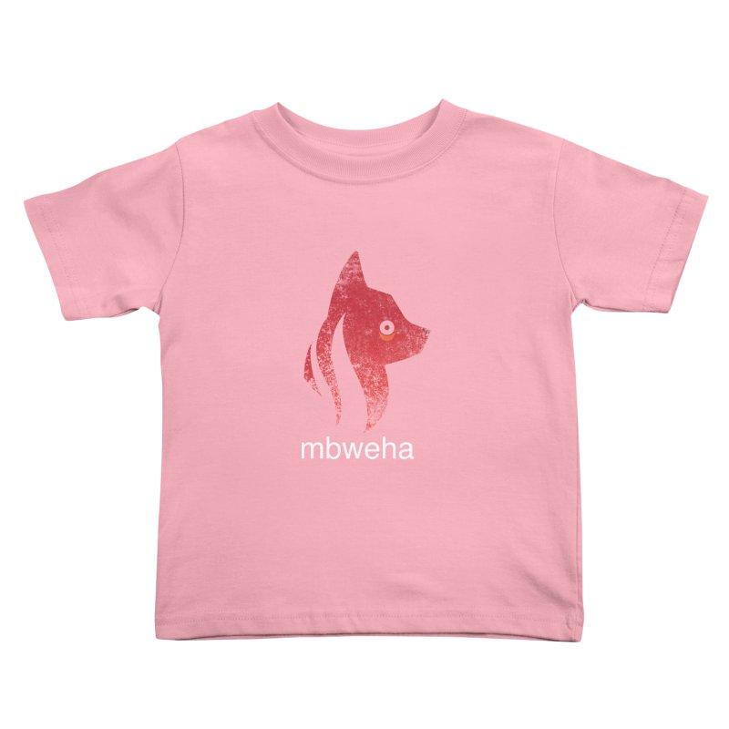 Fox Kids Toddler T-Shirt by Joseph Paz's Artist Shop
