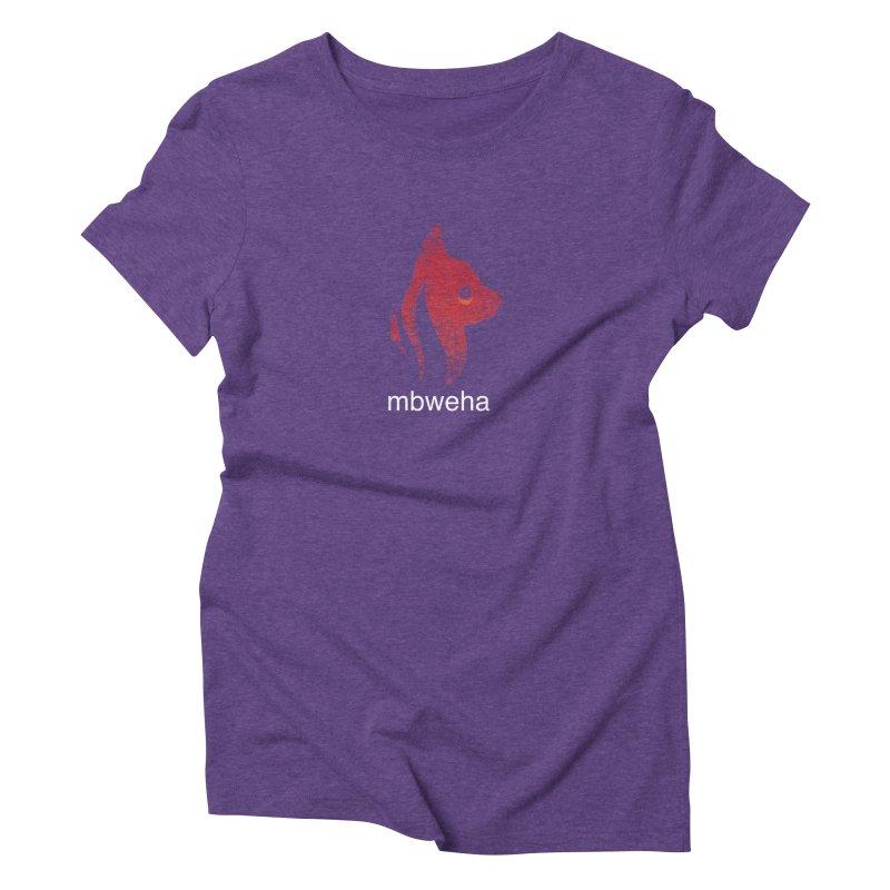 Fox Women's Triblend T-shirt by Joseph Paz's Artist Shop