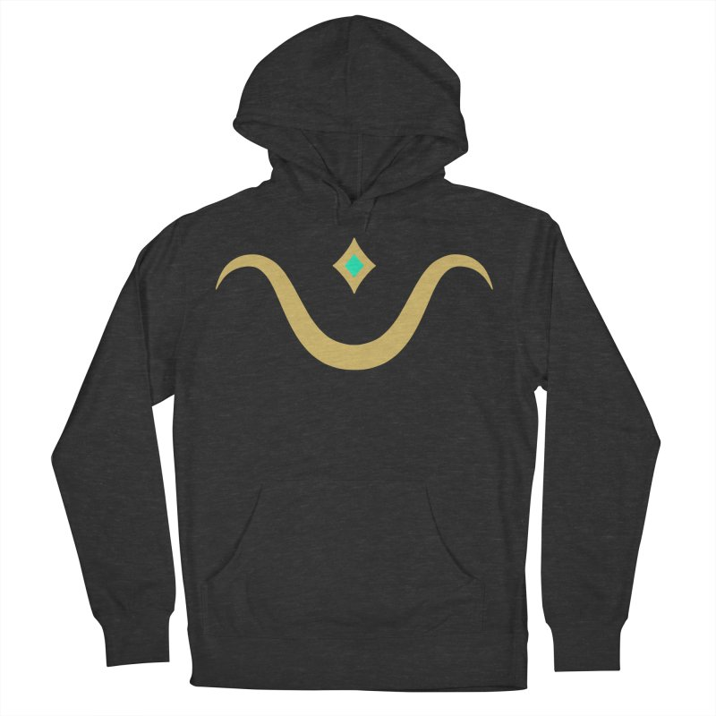 The Mark of the Chosen Men's French Terry Pullover Hoody by Joseph R Lallo