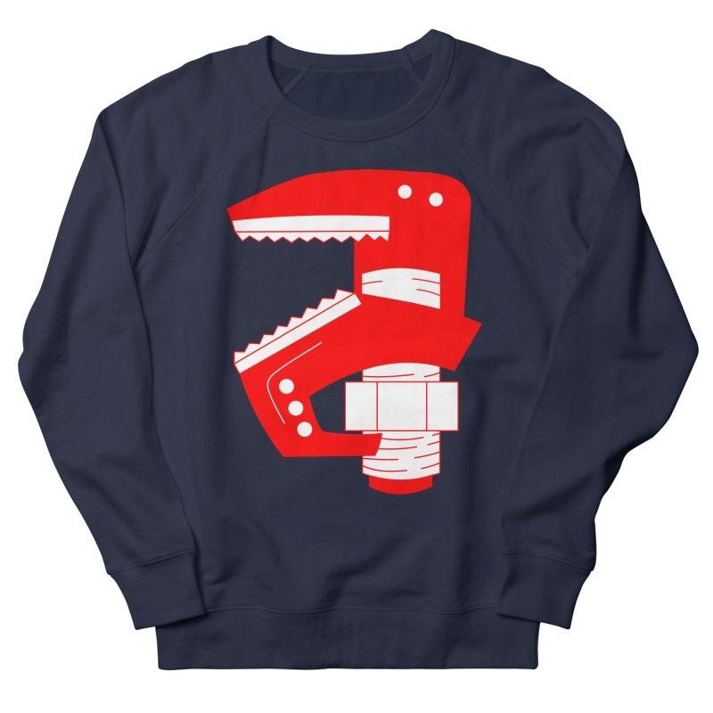 Monkey Toe Women's French Terry Sweatshirt by Joseph R Lallo