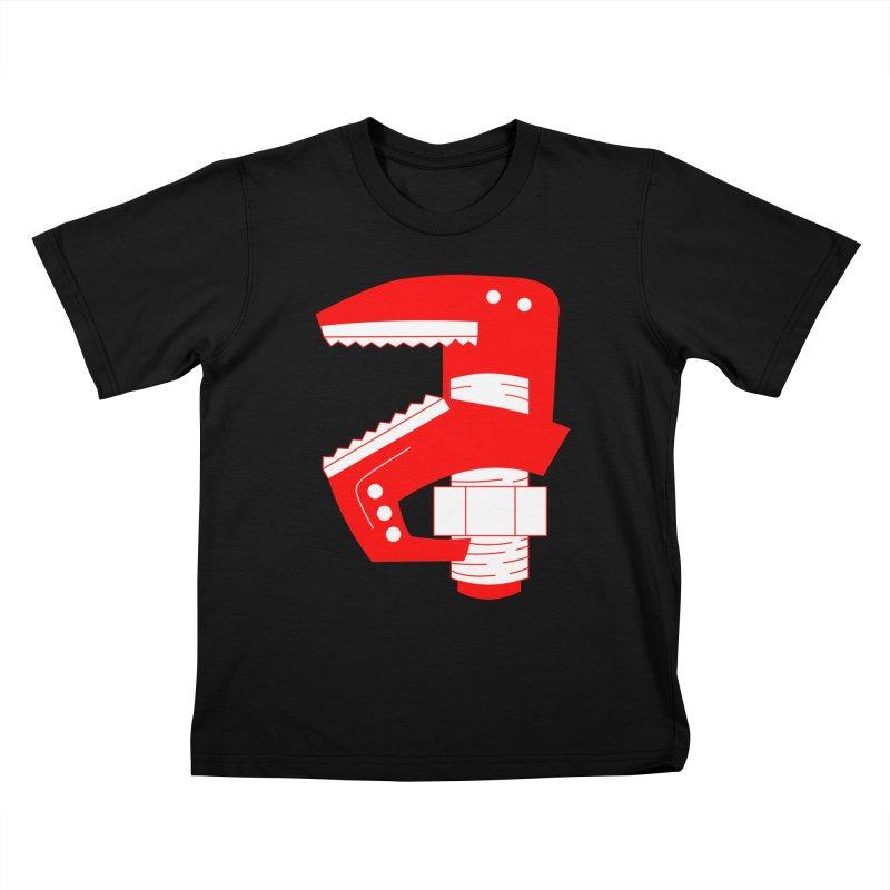 Monkey Toe Kids T-Shirt by Joseph R Lallo
