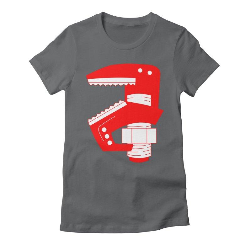 Monkey Toe Women's Fitted T-Shirt by Joseph R Lallo