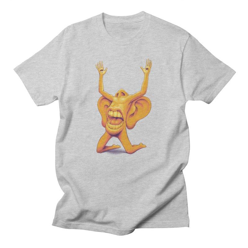 Sensory Overload Men's T-Shirt by joshbillings's Artist Shop