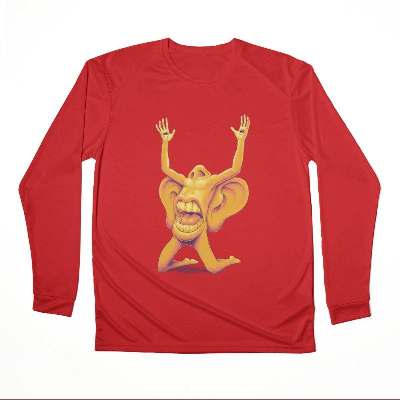 Sensory Overload Women's Longsleeve T-Shirt by joshbillings's Artist Shop