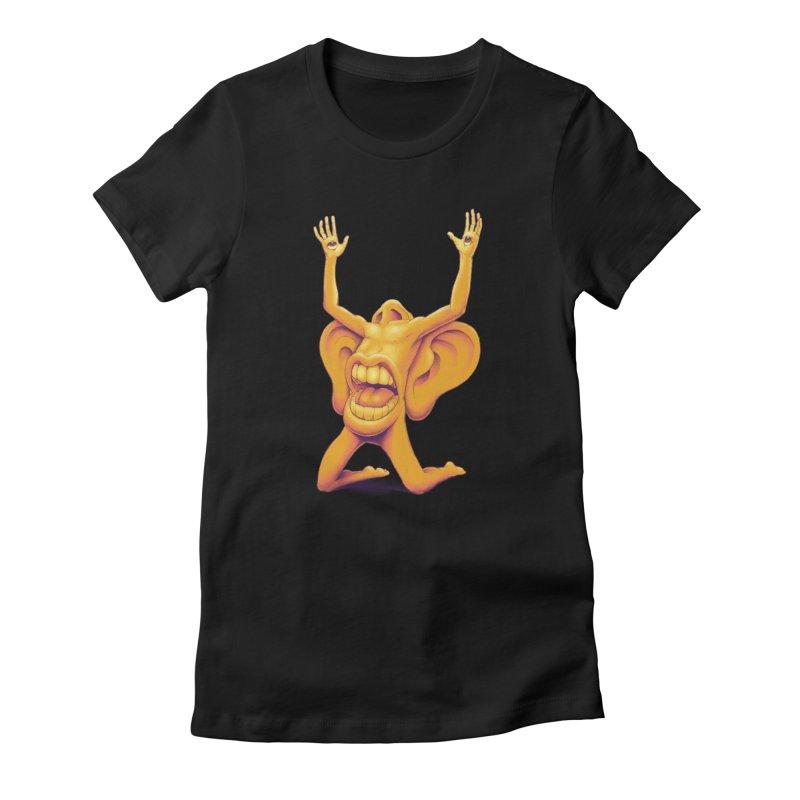 Sensory Overload Women's T-Shirt by joshbillings's Artist Shop
