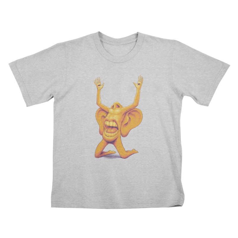 Sensory Overload Kids T-Shirt by joshbillings's Artist Shop