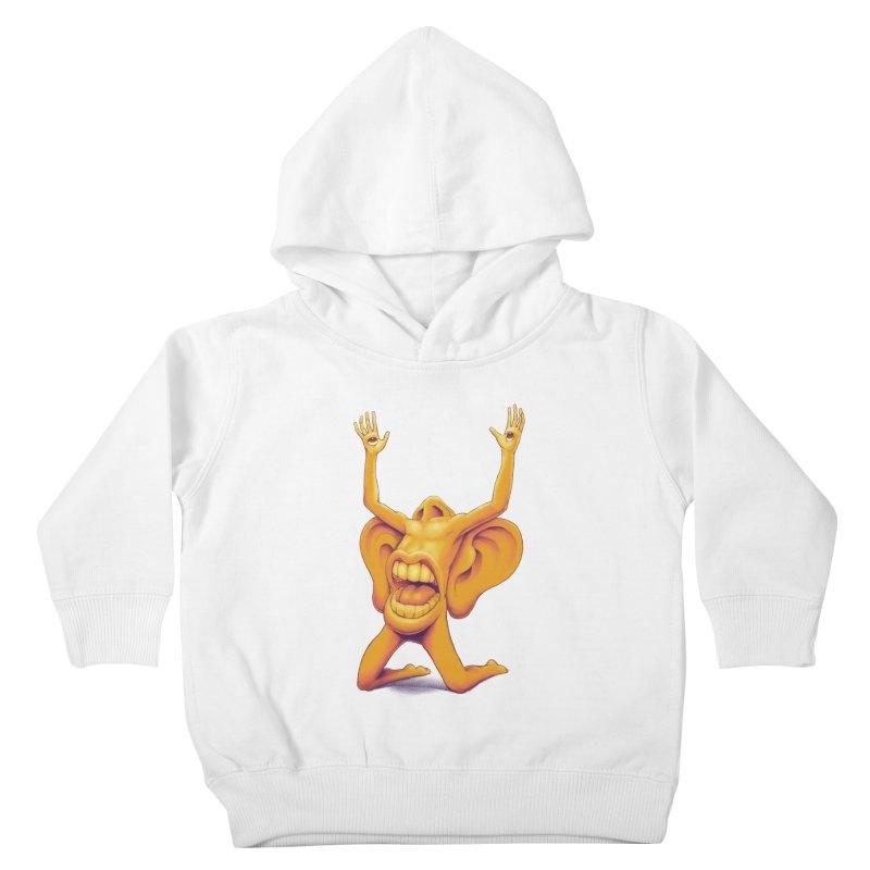 Sensory Overload Kids Toddler Pullover Hoody by joshbillings's Artist Shop