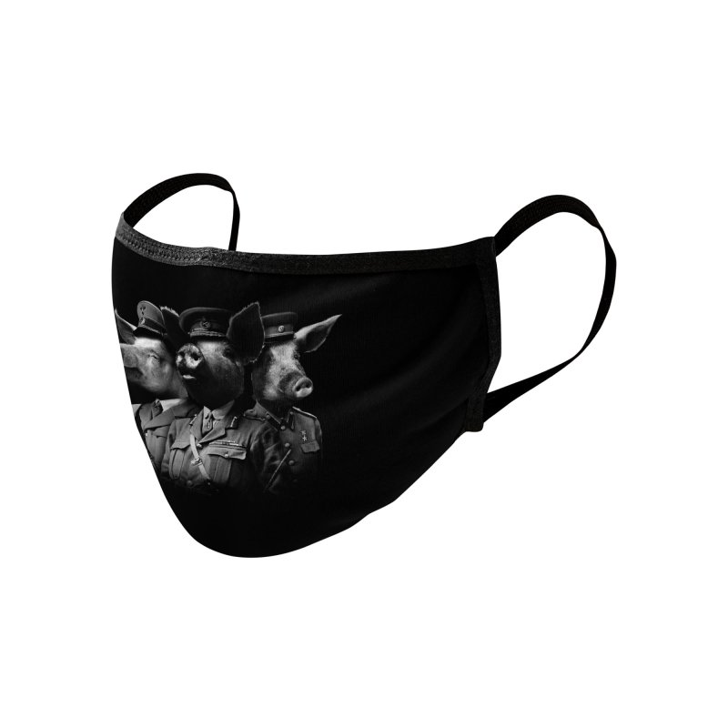 War Pigs Accessories Face Mask by joshbillings's Artist Shop