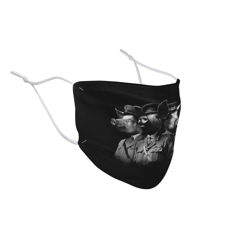 War Pigs Accessories Face Mask by joshbillings's Artist Shop