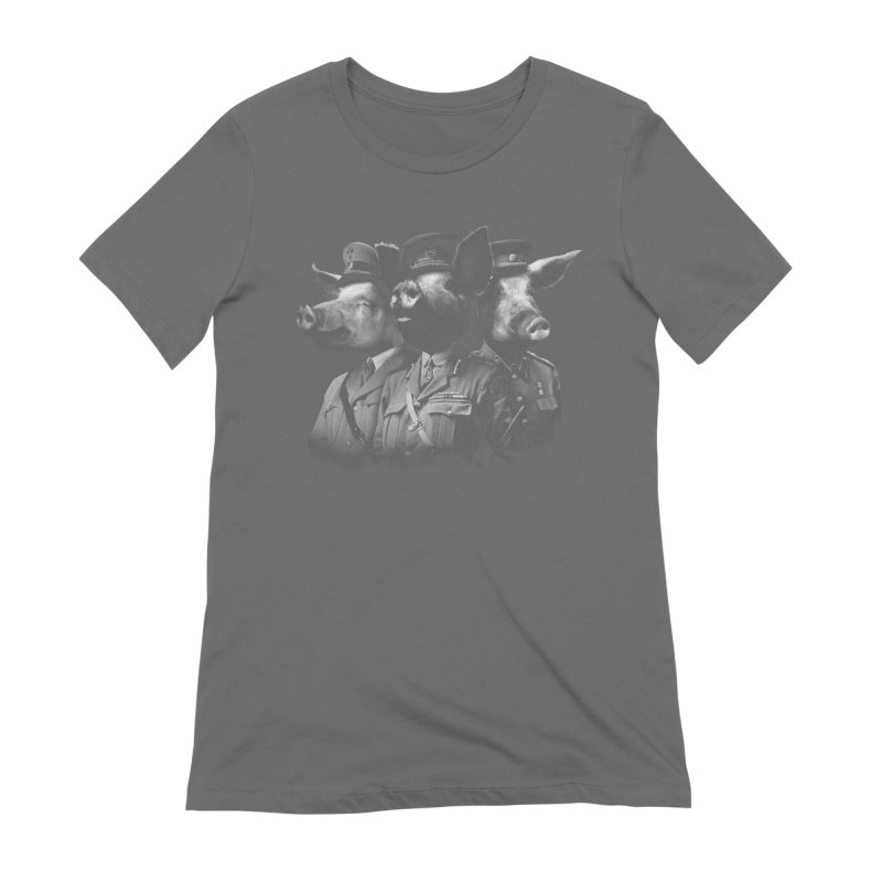War Pigs Women's T-Shirt by joshbillings's Artist Shop