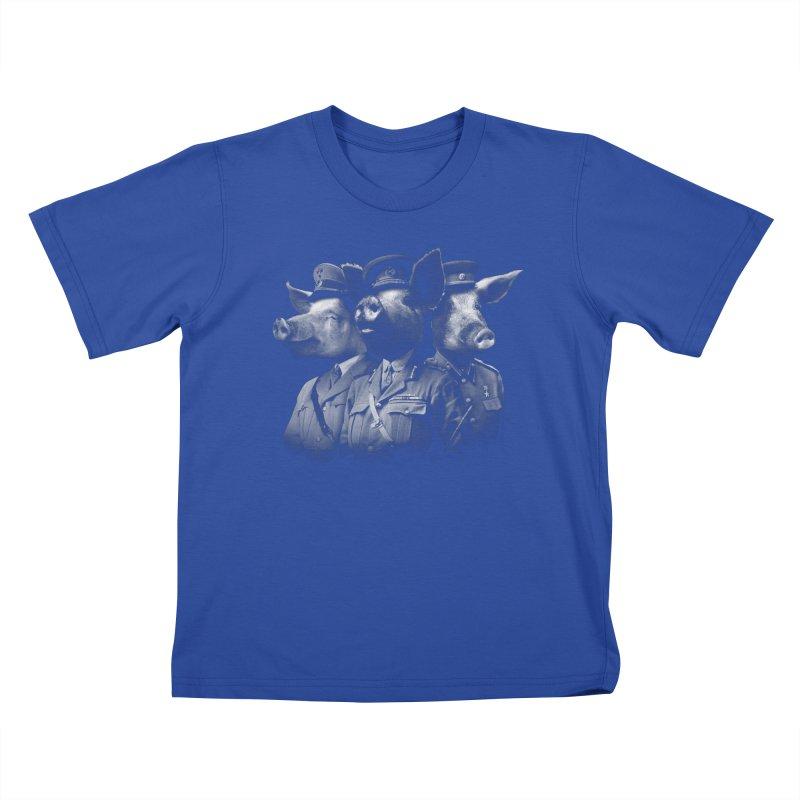 War Pigs Kids T-Shirt by joshbillings's Artist Shop