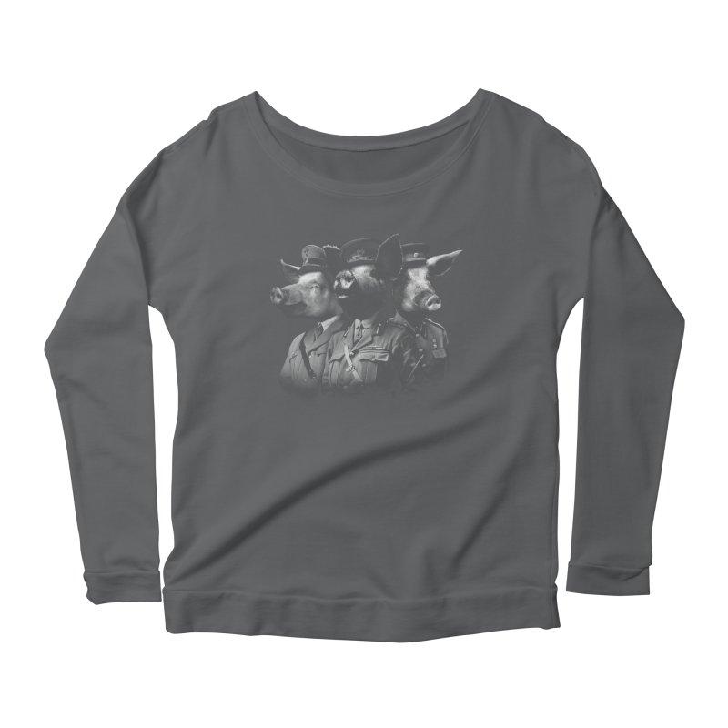 War Pigs Women's Longsleeve T-Shirt by joshbillings's Artist Shop