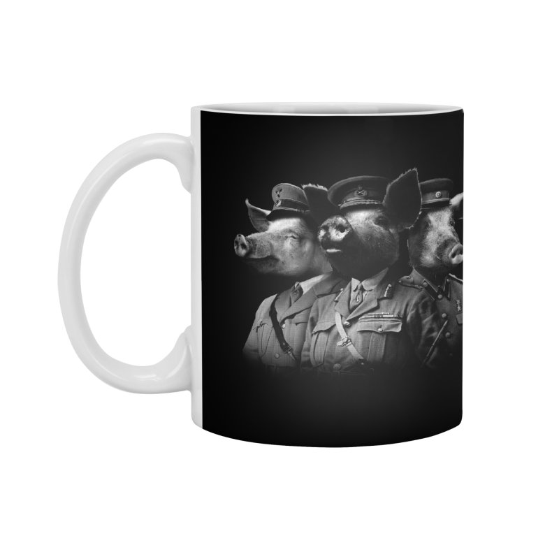 War Pigs Accessories Mug by joshbillings's Artist Shop