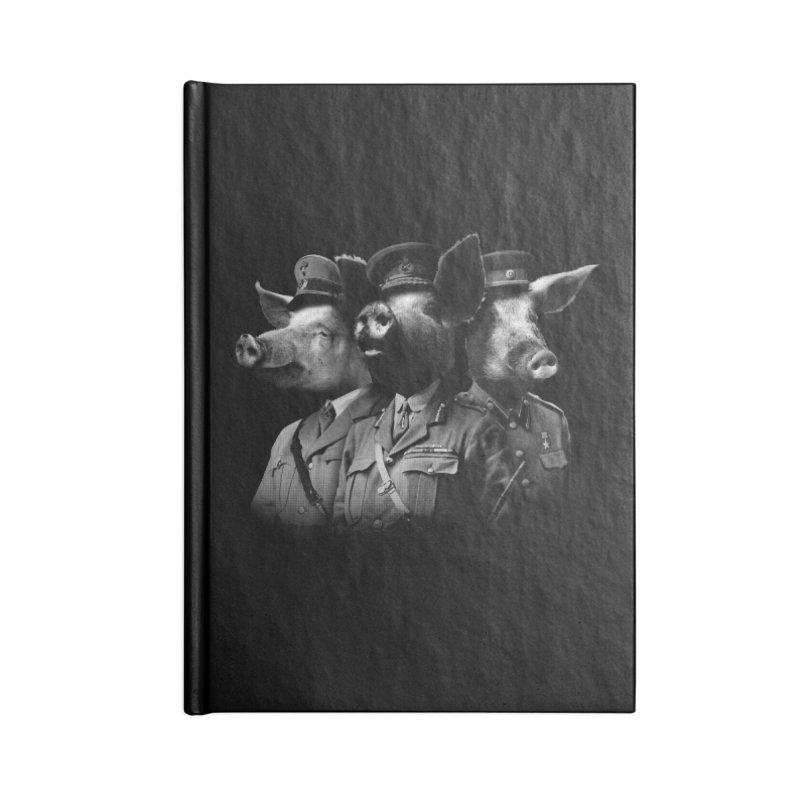 War Pigs Accessories Notebook by joshbillings's Artist Shop