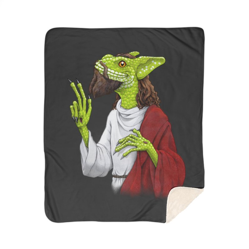 Basilisk Home Blanket by joshbillings's Artist Shop