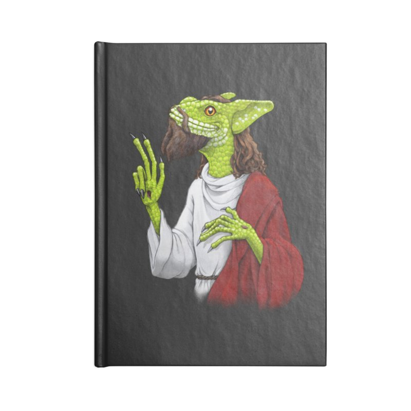 Basilisk Accessories Notebook by joshbillings's Artist Shop