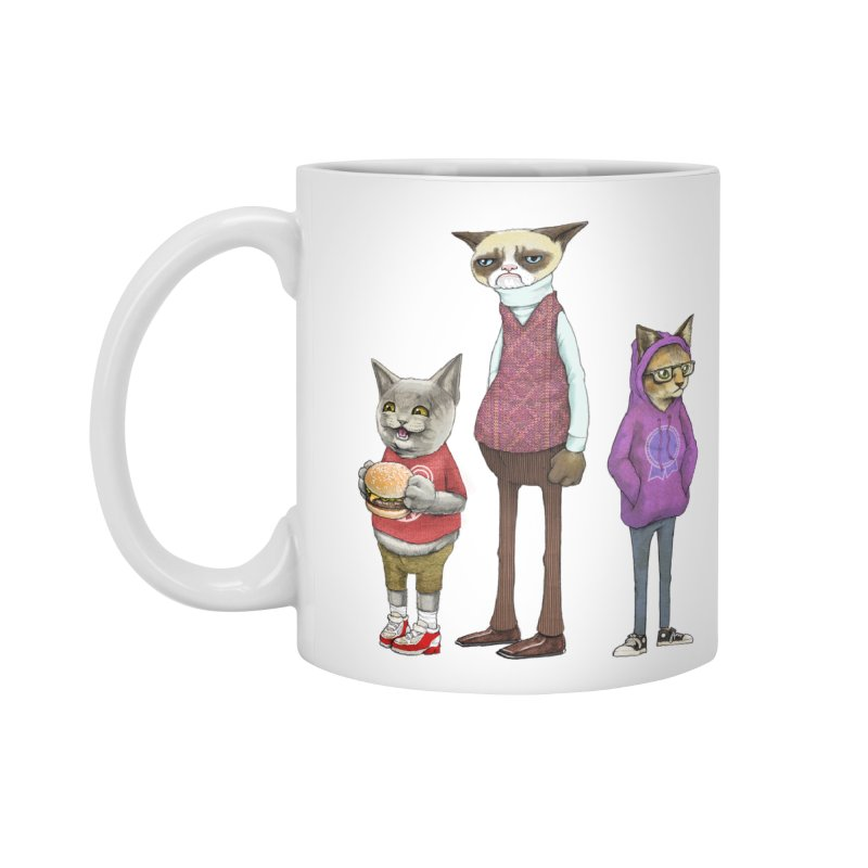 Sum Catz Accessories Mug by joshbillings's Artist Shop