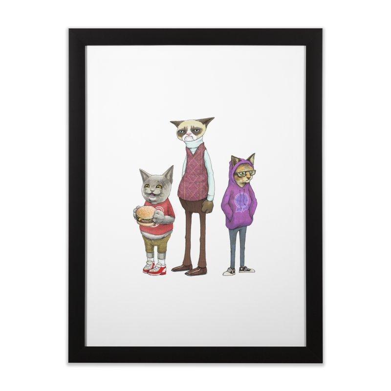 Sum Catz   by joshbillings's Artist Shop