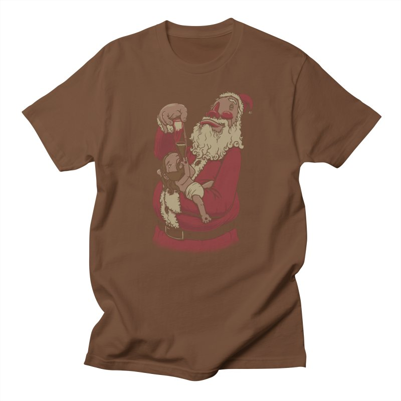 Modern Spirit of Christmas Men's T-Shirt by joshbillings's Artist Shop