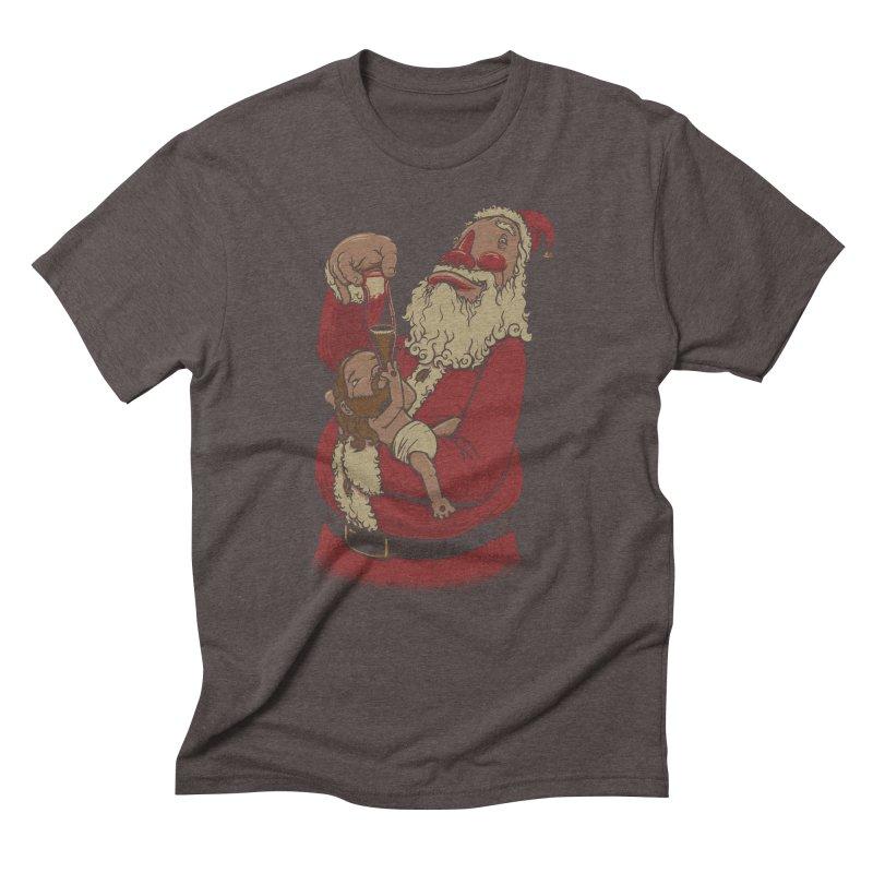 Modern Spirit of Christmas Men's Triblend T-Shirt by joshbillings's Artist Shop
