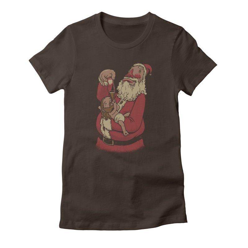 Modern Spirit of Christmas Women's T-Shirt by joshbillings's Artist Shop