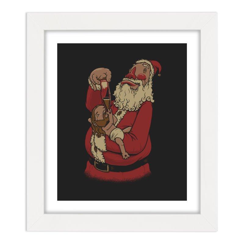 Modern Spirit of Christmas Home Framed Fine Art Print by joshbillings's Artist Shop