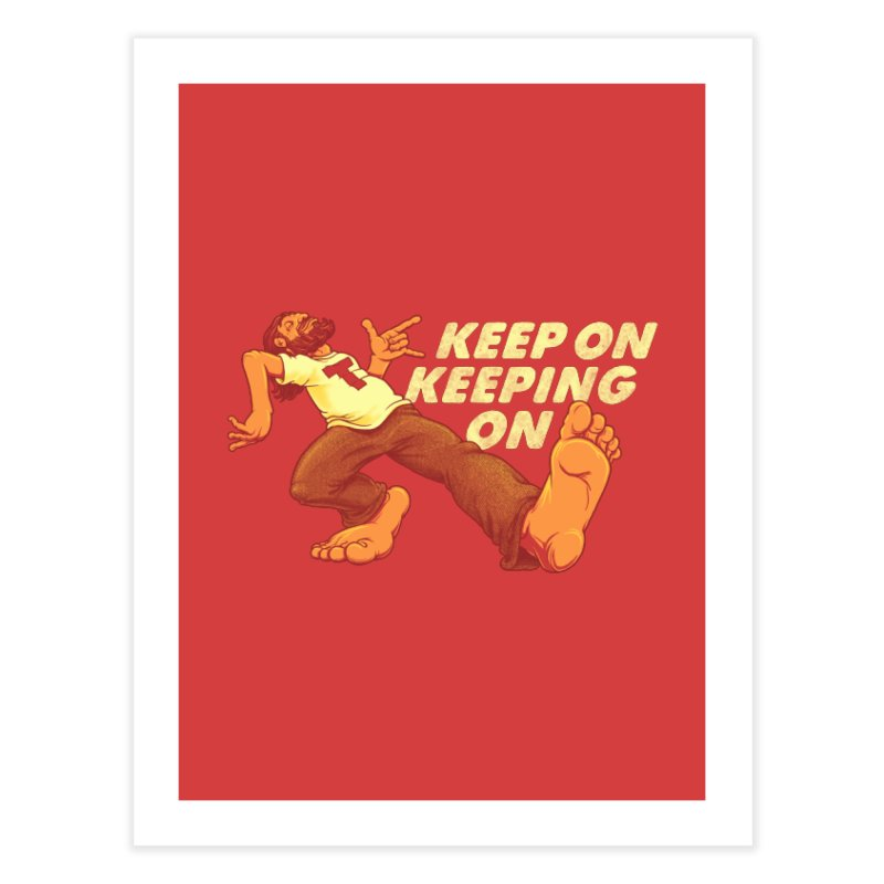 Keep On Home Fine Art Print by joshbillings's Artist Shop