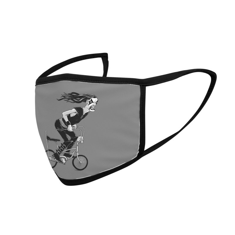Metal to the Pedal Accessories Face Mask by joshbillings's Artist Shop