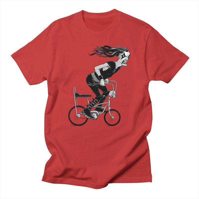 Metal to the Pedal Men's T-Shirt by joshbillings's Artist Shop