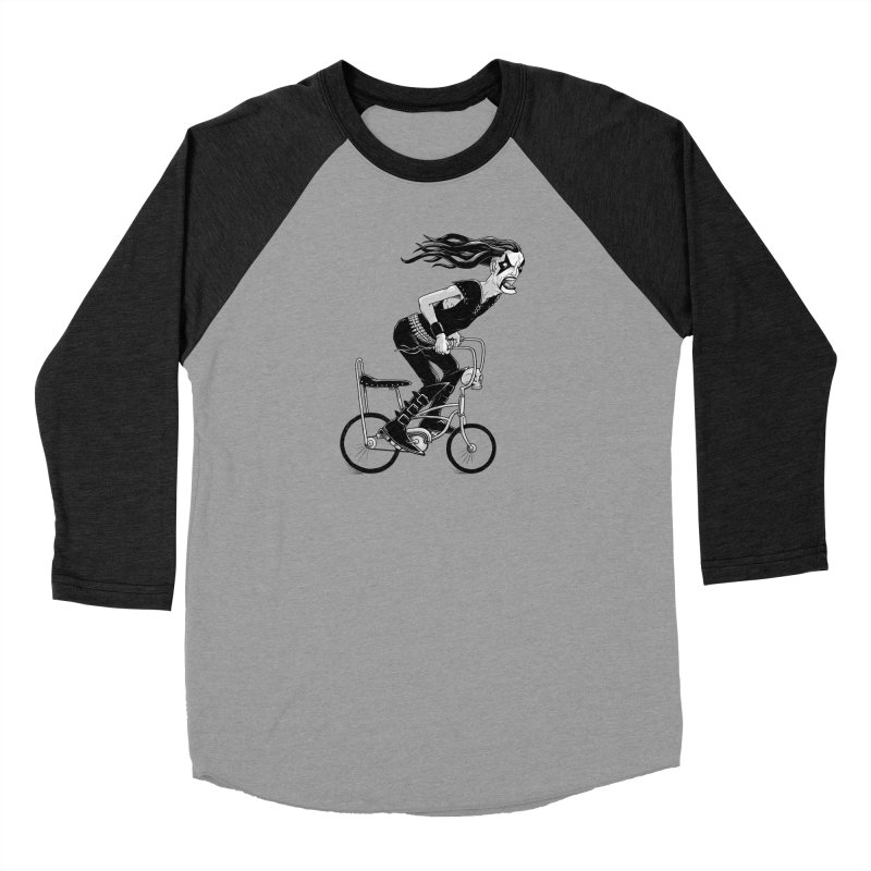 Metal to the Pedal Men's Longsleeve T-Shirt by joshbillings's Artist Shop