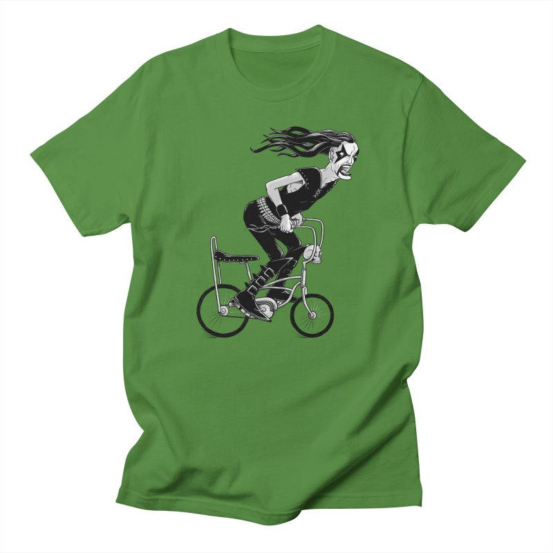 Metal to the Pedal Women's Unisex T-Shirt by joshbillings's Artist Shop
