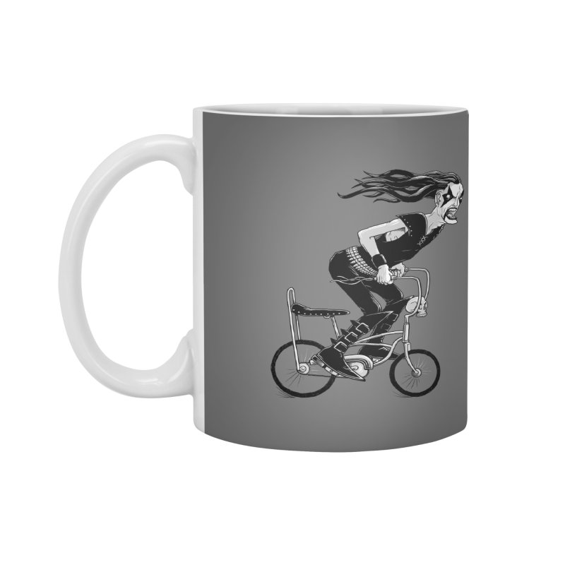 Metal to the Pedal Accessories Mug by joshbillings's Artist Shop