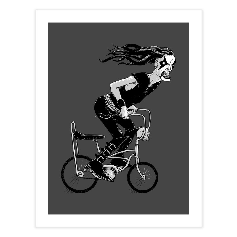 Metal to the Pedal   by joshbillings's Artist Shop