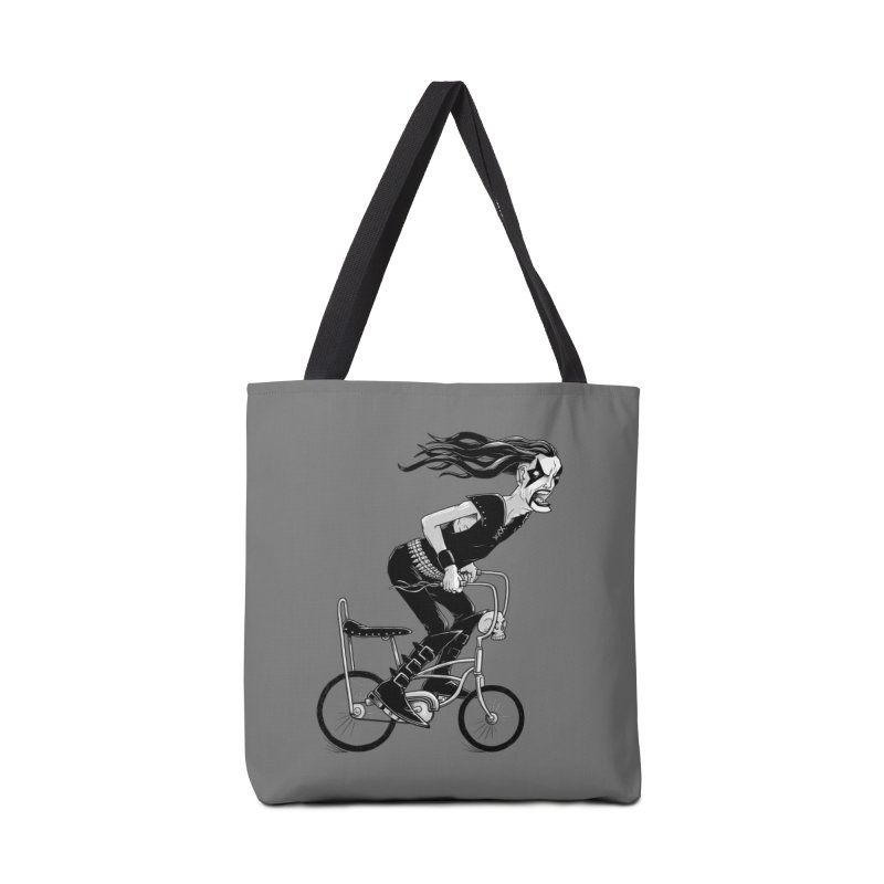 Metal to the Pedal Accessories Bag by joshbillings's Artist Shop