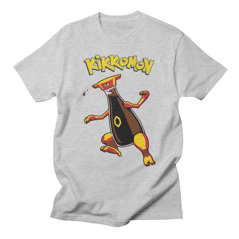 Kikkomon Men's T-Shirt by joshbillings's Artist Shop