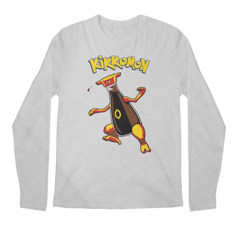 Kikkomon Men's Longsleeve T-Shirt by joshbillings's Artist Shop