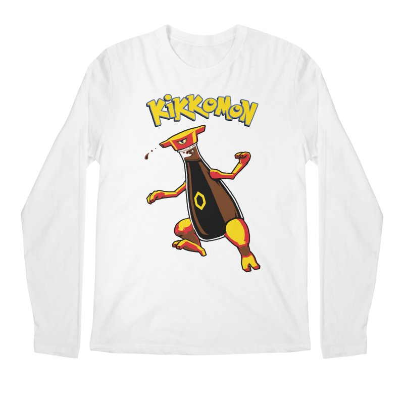 Kikkomon Men's Longsleeve T-Shirt by joshbillings's Artist Shop