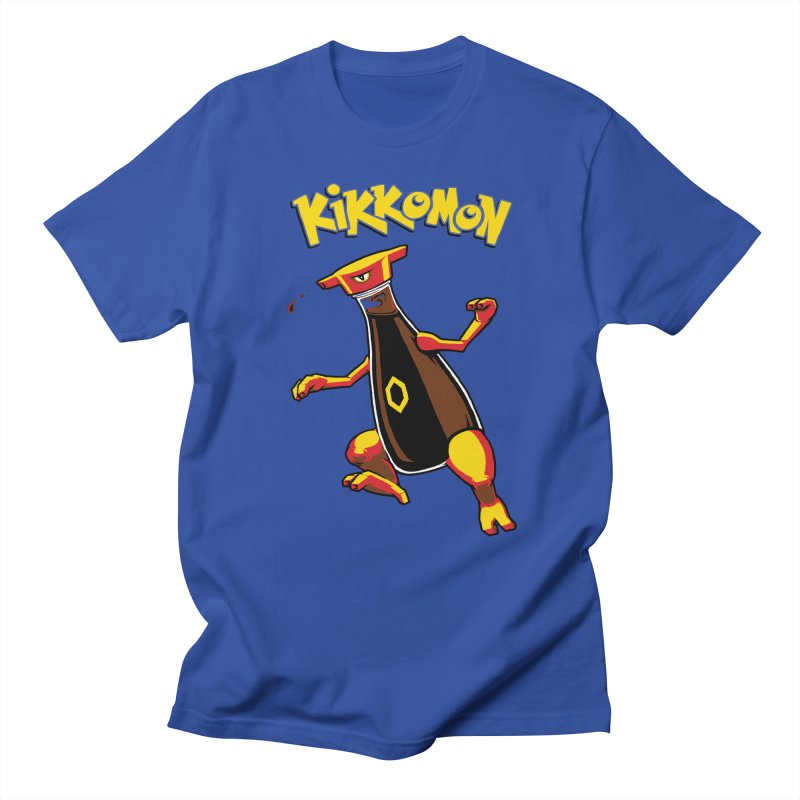 Kikkomon Men's T-shirt by joshbillings's Artist Shop
