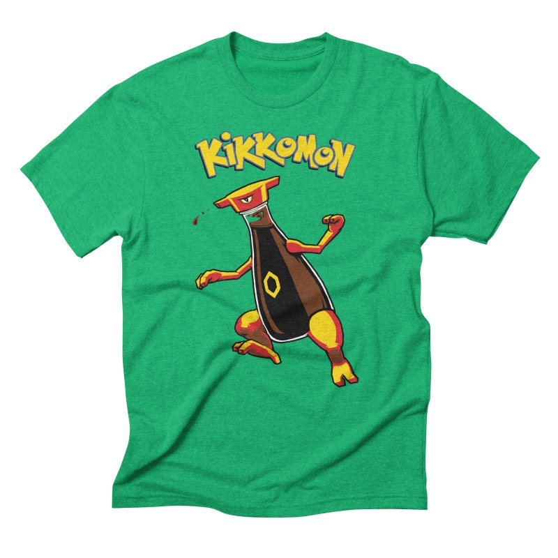 Kikkomon Men's Triblend T-Shirt by joshbillings's Artist Shop