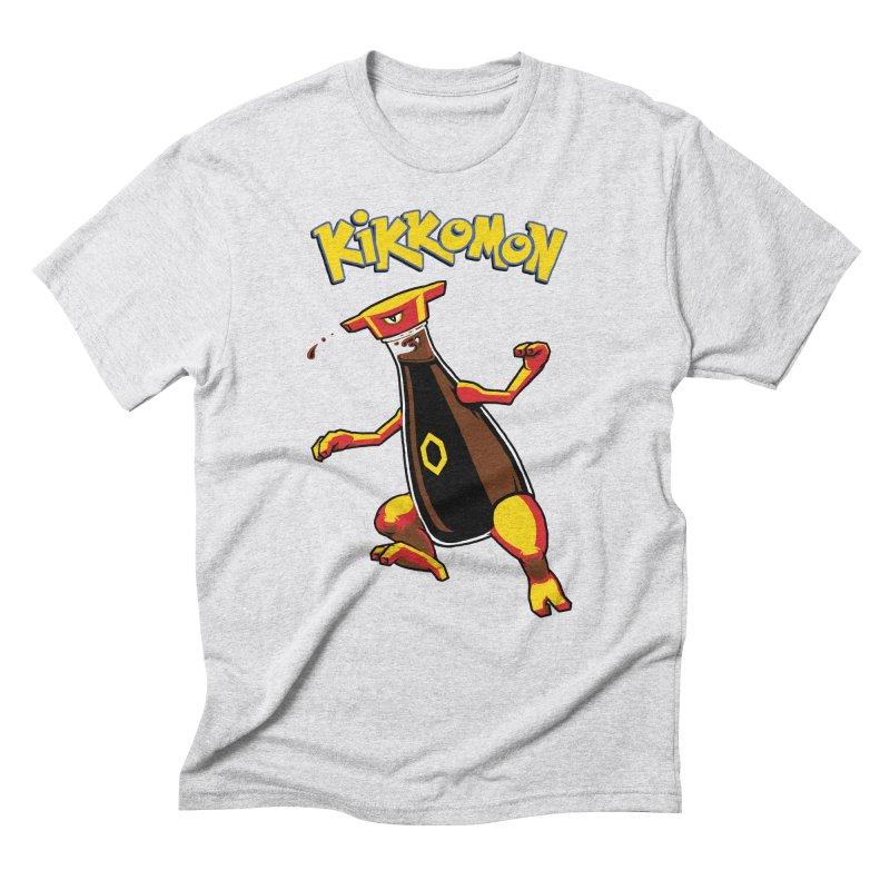 Kikkomon Men's Triblend T-shirt by joshbillings's Artist Shop