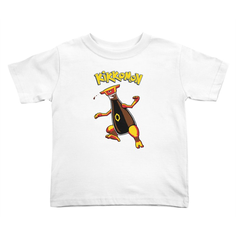 Kikkomon Kids Toddler T-Shirt by joshbillings's Artist Shop