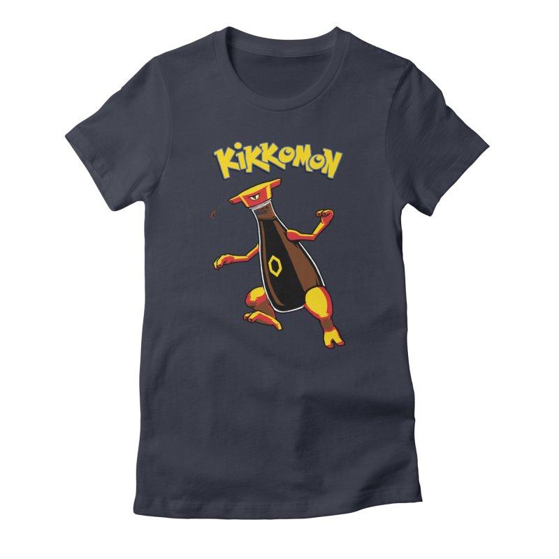 Kikkomon Women's T-Shirt by joshbillings's Artist Shop