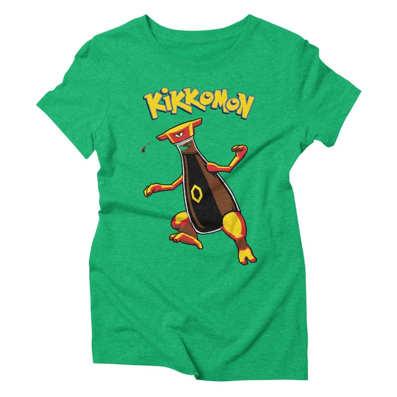 Kikkomon Women's Triblend T-Shirt by joshbillings's Artist Shop